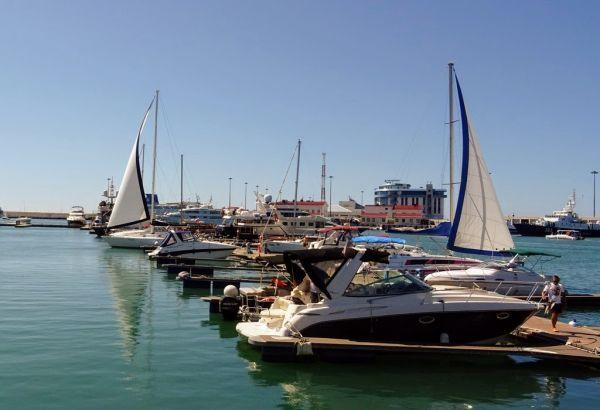 Морские прогулки в Сочи