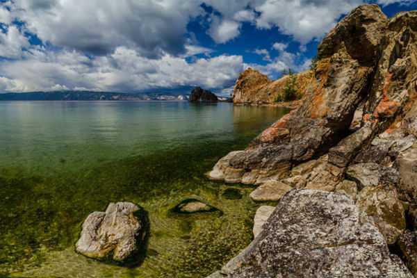 Зачем заграница - есть наше озеро Байкал