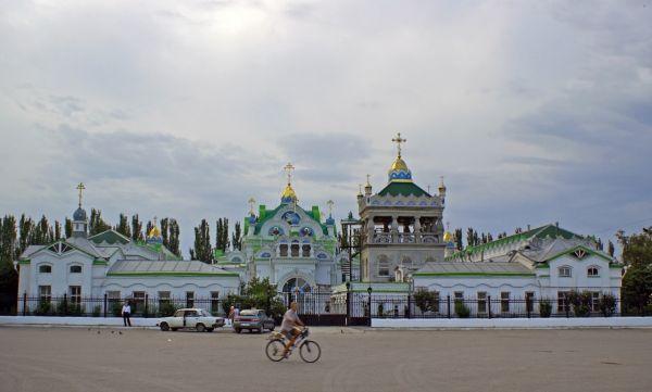 Храм Св.Екатерины. Феодосия