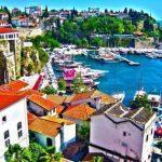 Анталья – курорт с богатой историей