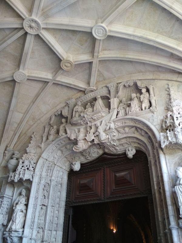 Статуя Христа в Лиссабоне Как португальцы соперничали с Рио