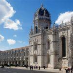 Монастырь Жеронимуш в Лиссабоне. Симфония из камня