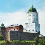 Выборгский замок – древнейшая крепость Ленинградской области