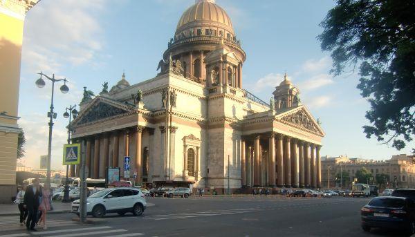 Исаакиевский собор - летящее чудо Монферрана
