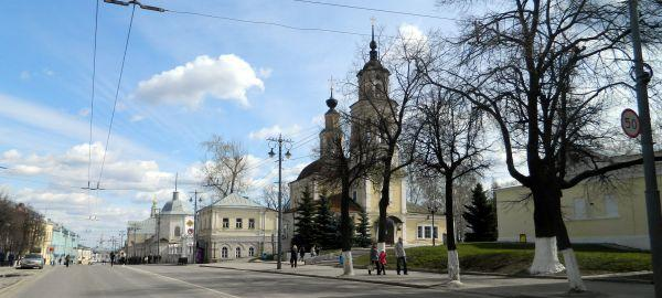 Поездка в город Владимир. Едем по трем городам Золотого кольца на автомобиле