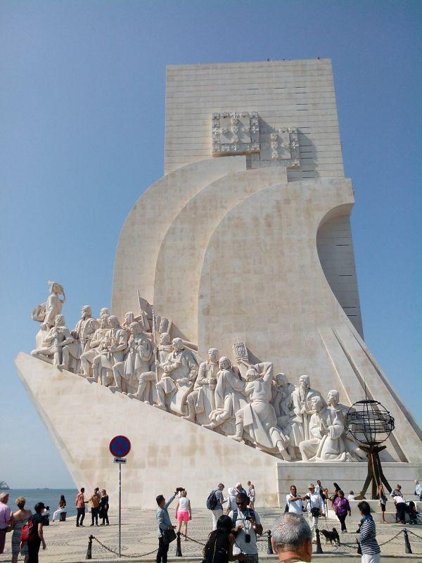 Памятник первооткрывателям в Лиссабоне. Полезная информация
