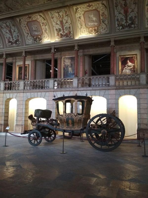 Музей карет в Лиссабоне. Информация для посещения