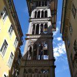 Лифт Санта Жушта. Самая необычная достопримечательность Лиссабона