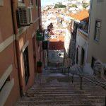 Район Алфама в Лиссабоне. Добро пожаловать в сердце города