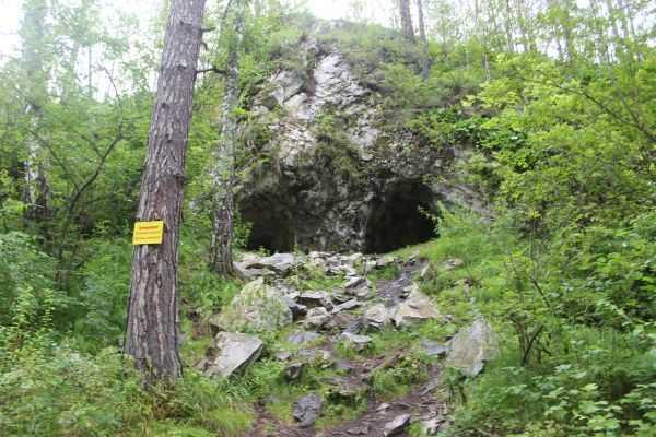 Пещеры Ноздри дракона Алтай