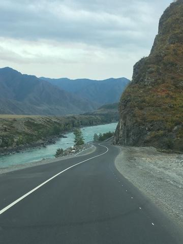 Автотрип: по Чуйскому тракту до Монголии в сентябре