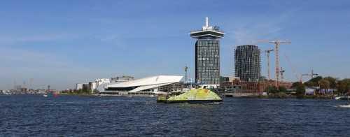 Амстердам новый