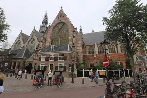 Амстердам традиционный