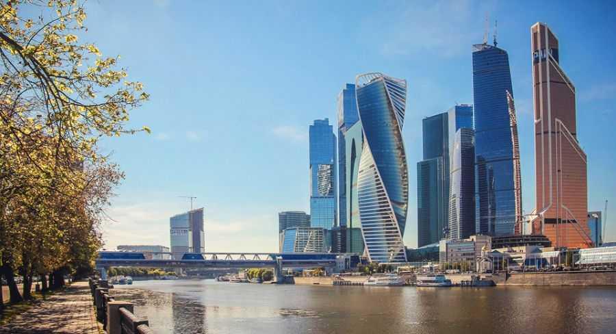 Главные достопримечательности Москвы по версии Instagram
