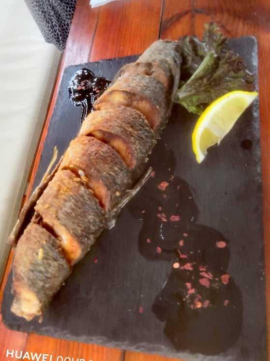 ресторан Приют рыбака, Крым