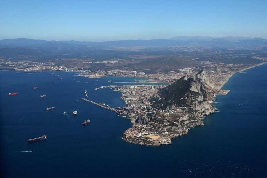 Гибралтар страна