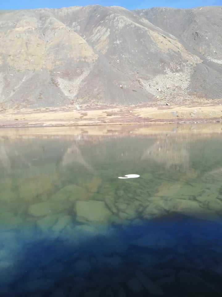 озеро Кок-Коль