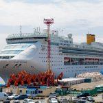 Круизные лайнеры зачастили в порт Владивостока