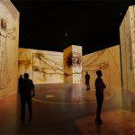 Выставка работ Леонардо да Винчи 24 октября в замке Кло-Люсе, Франция
