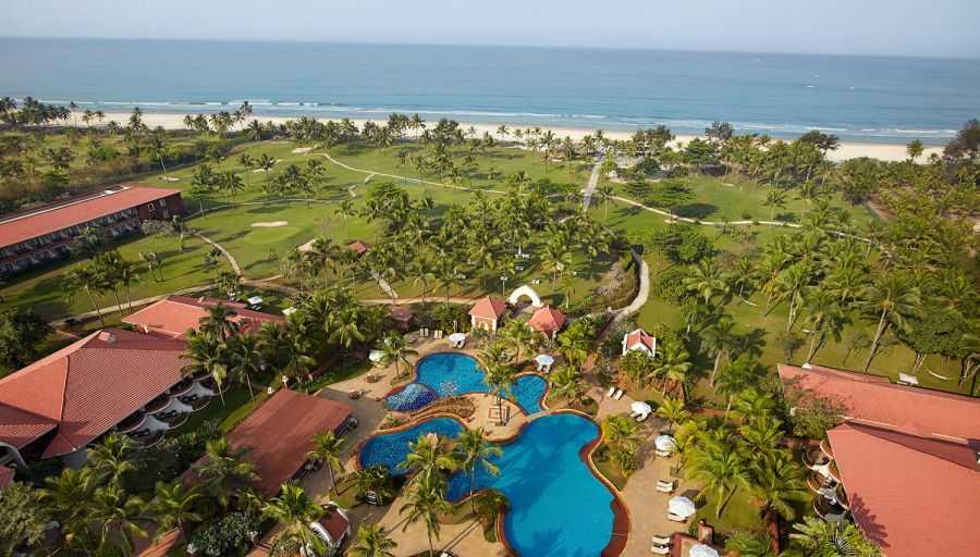 цены на отели в Гоа