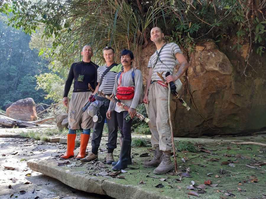Джунгли Калимантана