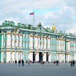 Зимний Дворец. Вы знаете, что было 5 Дворцов?