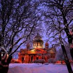 Куда поехать в отпуска зимой? Рассмотрите Санкт-Петербург