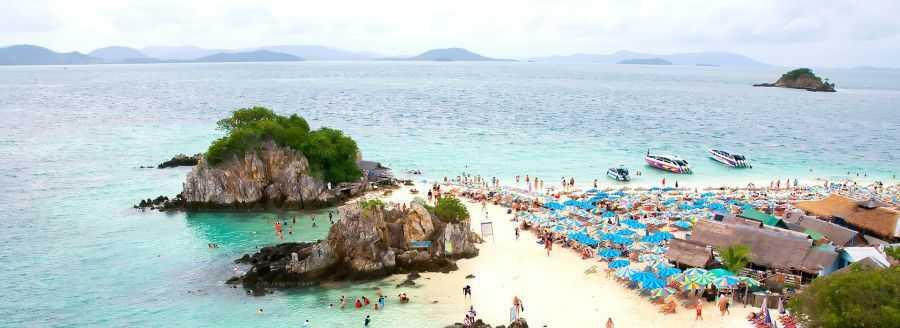 отдых на островах Таиланда