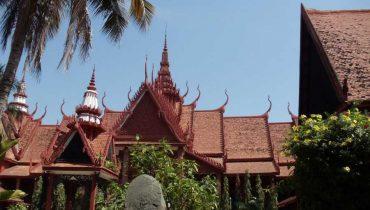 Экскурсия в Камбоджу из Паттайи. Пномпень