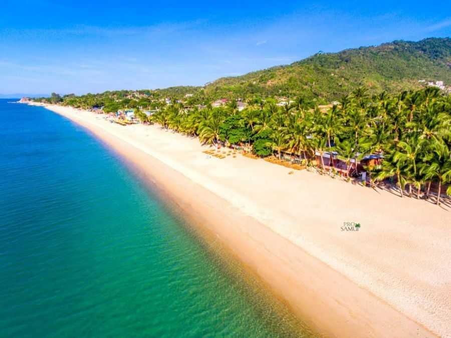 Пляж Ламай