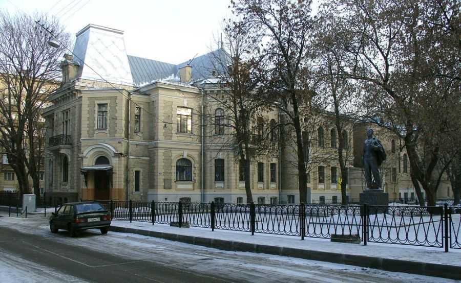 Огородная слобода и Чистопрудный бульвар. Прогулки по Москве
