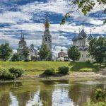 Вологда. Достопримечательности старинного города