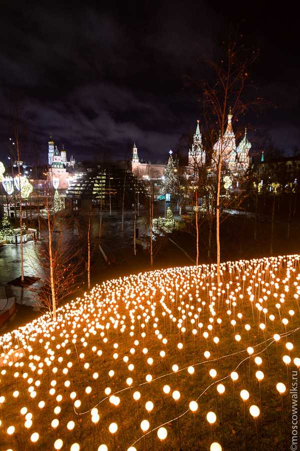 Новый год в Москве