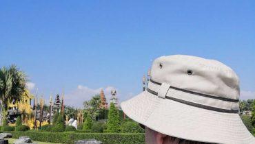 Обновленный парк мадам Нонг нуч в Паттайе полон динозавров