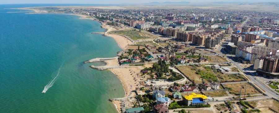 курорты Каспийского моря