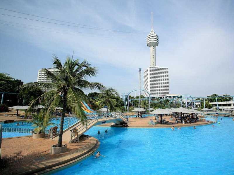 Отель Паттайя Парк - бюджетный вариант шикарного отдыха