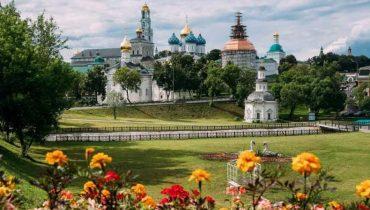 Святое место Золотого кольца — в Сергиев Посад из Москвы