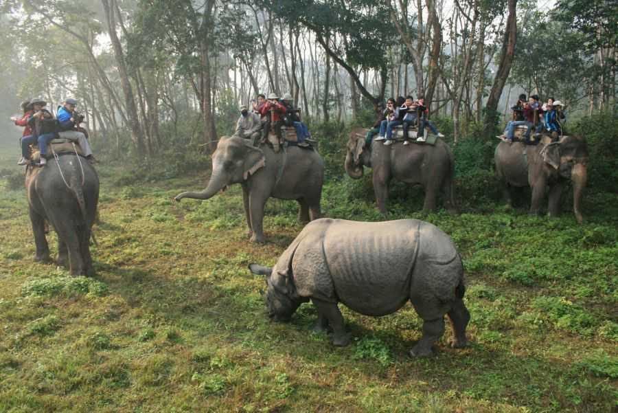Непал, национальный парк