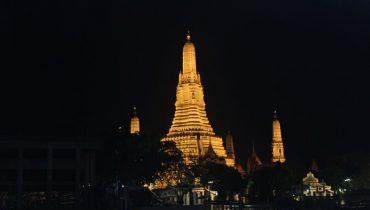 Вечерний Бангкок. Описание экскурсии и толпа китайцев бонусом