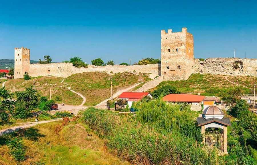 крепость Кафа