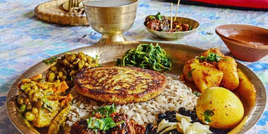 Непал, кухня