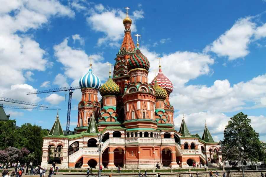 Собор Покрова что на рву, известный как Храм Василия Блаженного