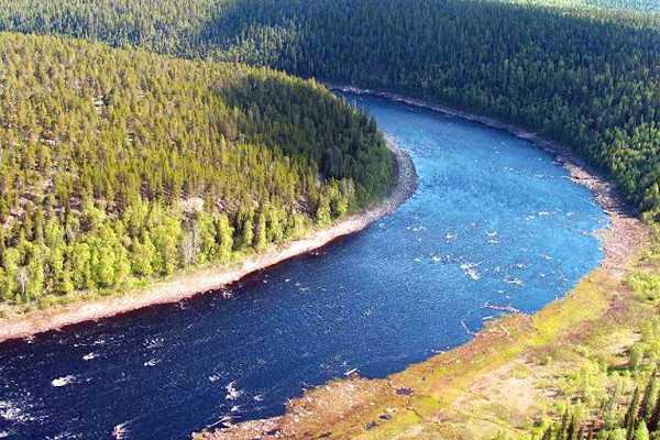 Река Варзуги