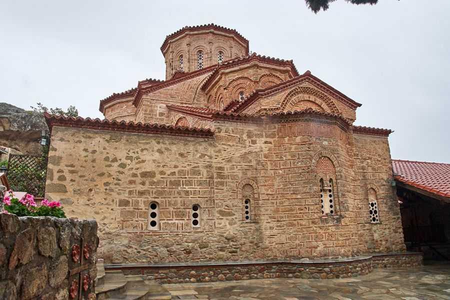 Преображенский монастырь Метеора
