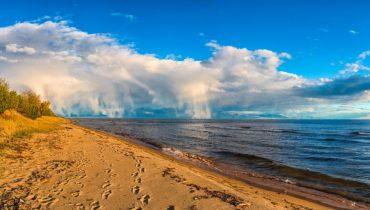 Умиротворение на севере Байкала. Остров Ярки