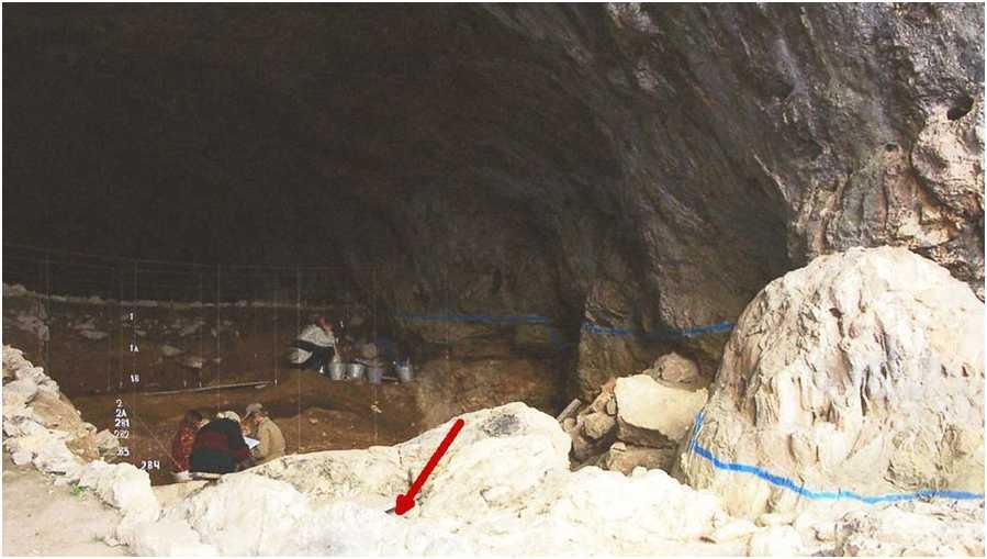 Мезмайская пещера