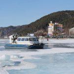 Онлайн экскурсия на весенний Байкал. Листвянка и исток Ангары