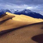 Чарские пески. Пустыня среди Сибири