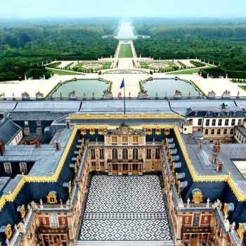 Онлайн-экскурсия в Версаль
