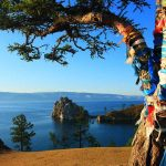 Онлайн-прогулка по берегу весеннего Байкала